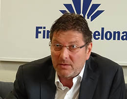 Bernd Roegele, presidente de Equiplast.