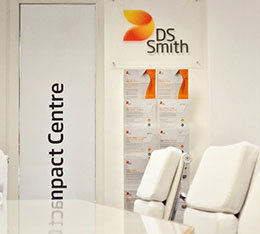 DS Smith anuncia un Impact Center en Torrejón de Ardoz