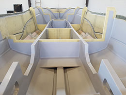 Gazechim, proveedor del primer barco español 100% con grafeno