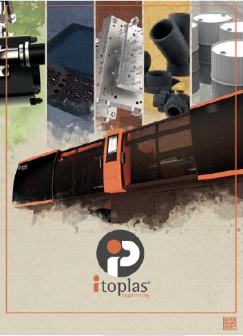 itoplas, catálogo de maquinaria, maquinaria para plástico, inyectora, ingeniería, Equiplast 2017,