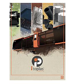 Itoplas publica su nuevo catálogo general de productos