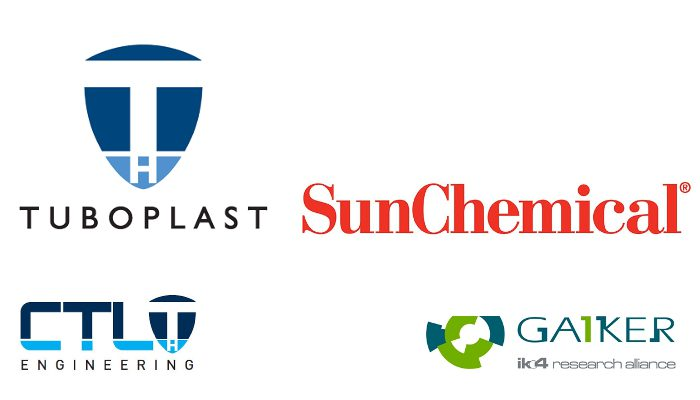 Tuboplast Hispania, oxidación, In-Mould-Labelling, etiquetas de inyección en molde, IML, GAIKER-IK4, CTL-TH Engineering, Sun Chemical