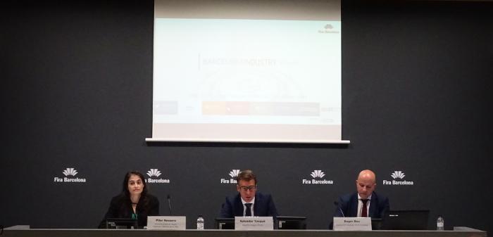Fira Barcelona acogerá la primera edición de Barcelona Industry Week