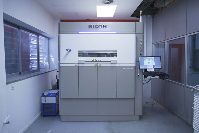 Ricoh y el CIM de la UPC inauguran el Ricoh Additive Manufacturing Centre