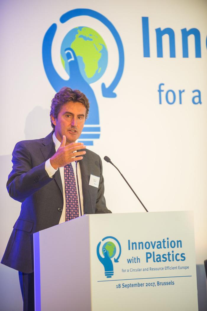 PlasticsEurope habla sobre Innovación en plásticos y economía circular
