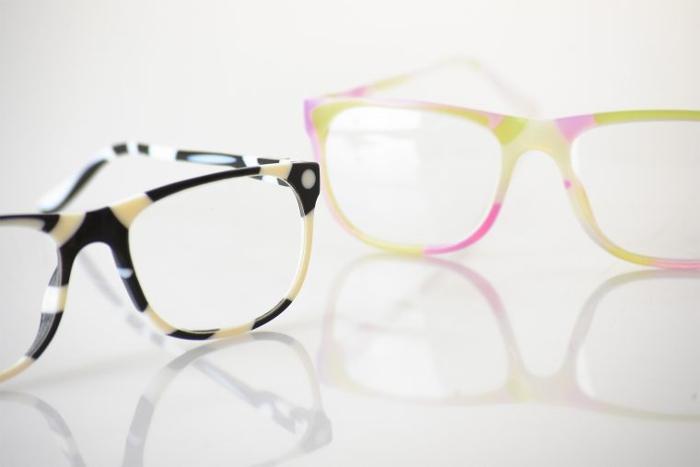 Stratasys crea VeroFlex; una solución 3D para diseñadores de gafas