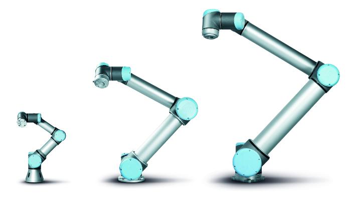 Universal Robots, IMM, máquinas de inyección de plástico, Euromap67, automatización robótica, UR3, UR5, UR10, brazos robóticos , Equiplast,
