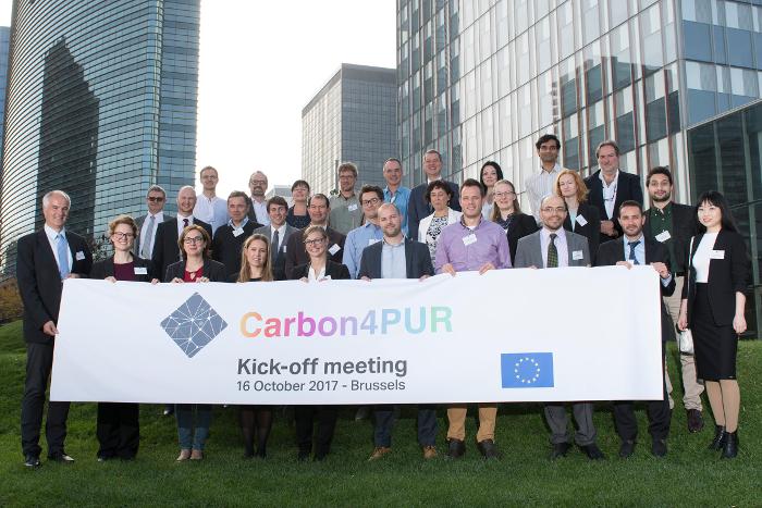 Covestro lidera un proyecto sobre la producción de plásticos a partir de gases residuales del sector del acero