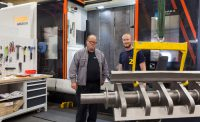 Rapid Granulator, granuladores Rapid, Bengt Rimark, centro de mecanizado horizontal, Flexible Manufacturing System, Done-in-One, centros de mecanizado automatizados ,