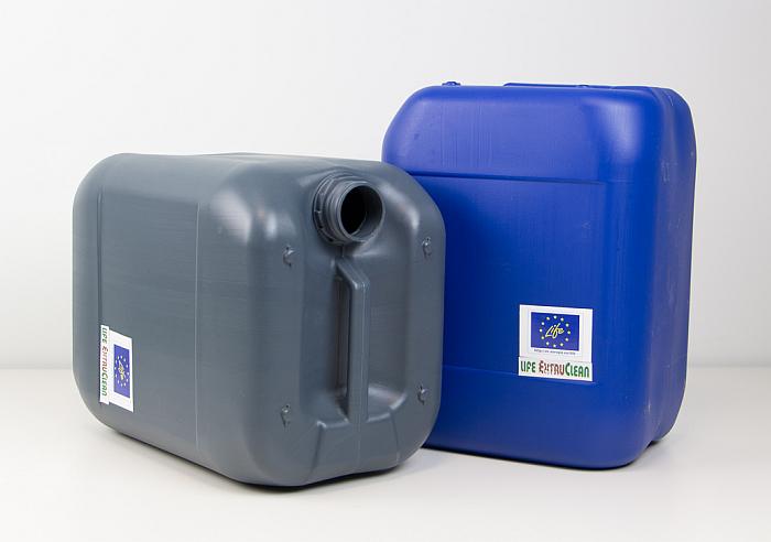 Extruclean, proyecto Life Extruclean, reciclado de envases plásticos contaminados, AIMPLAS, Arvet, Enplast