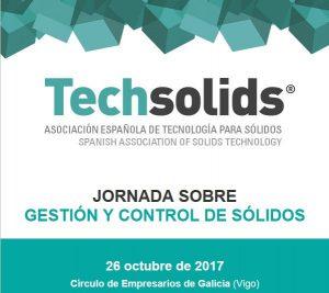 Techsolids, jornada tecnica, control de sólidos