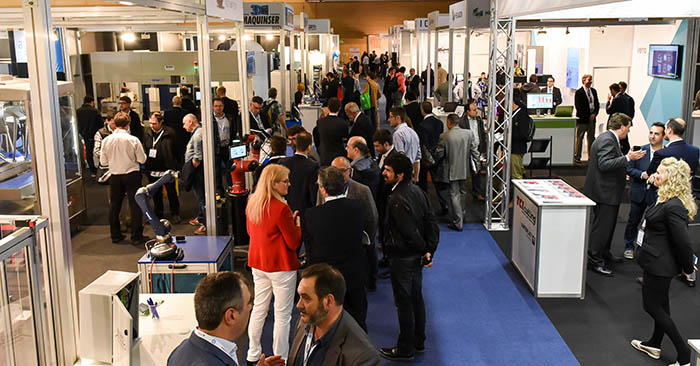 Unos 180 expositores, confirmados para Advanced Factories 2018