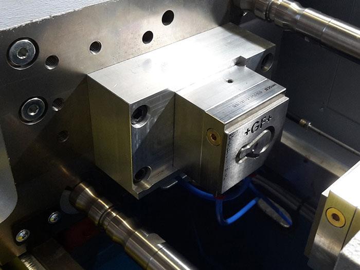 Soluciones de Dr. Boy para inyección con moldes impresos 3D en metal