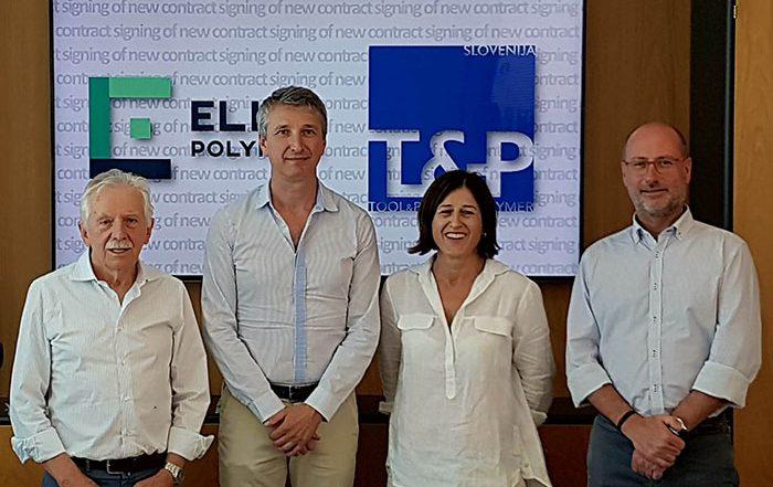 ELIX Polymers, Balcanes, distribuidor, ABS