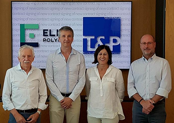 ELIX Polymers estrena distribuidor en los Balcanes