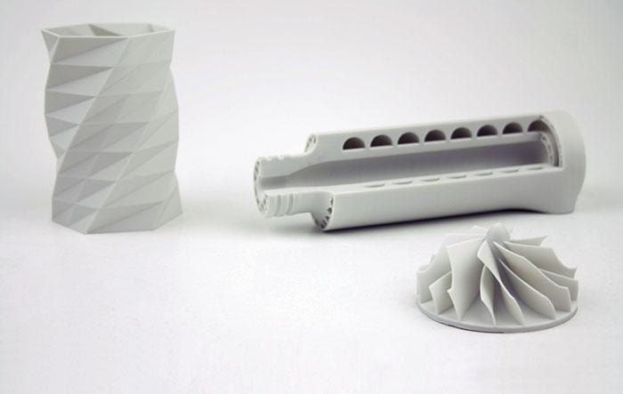 Filamentos para impresión 3D, Facilan de Perstorp y 3D4makers