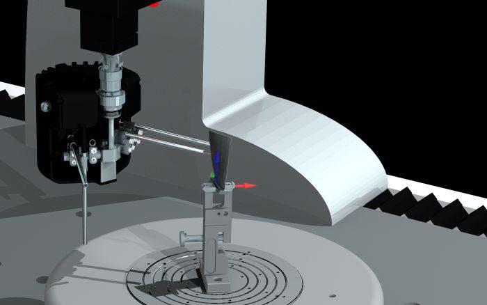 I++Simulator, Hexagon Manufacturing Intelligence, medición y control, simulación, coordenadas