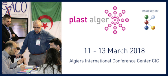 Messe Düsseldorf se implica en la próxima feria Plast Alger 2018
