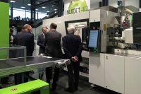 Engel, conferencia, med.com, tecnología médica, plástico, aplicaciones médicas, jeringa, industria 4.0, inyectora de plástico, engel e-motion, Hannover