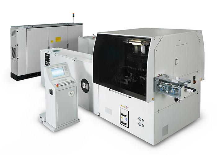 El Grupo Alucaps compra a Sacmi su máquina de moldeo por compresión número 32