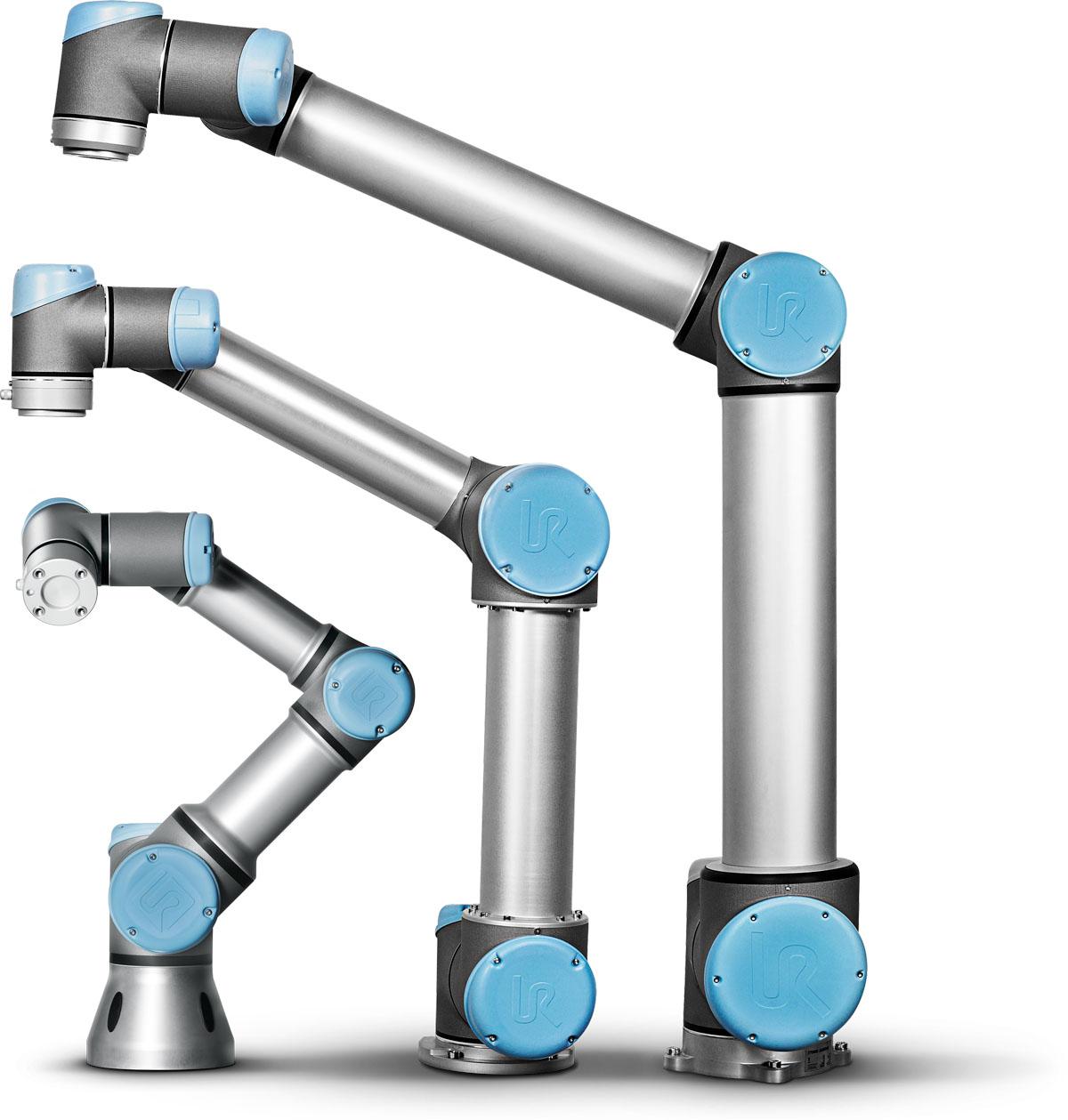 Universal Robots, Shunck e Infaimon unidos para la Automatización 4.0