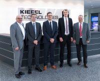 Kiefel, Watttron, maquinaria para plásticos, calefacción, film plástico, termoformado, termoconformado, termoformadora, maquinaria, acuerdo de colaboración