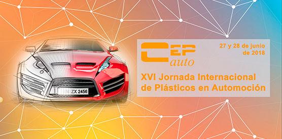 CEP Auto, jornadas CEP Auto 2018, centro español de plásticos, plásticos en automoción, plásticos, coches, automóviles, eficiencia
