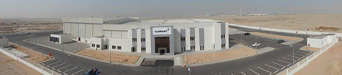 Clariant, Masterbatches, masterbatch, blanco, Arabia Saudí, Yanbu, nueva planta, nueva fábrica, Oriente Medio, África, Rowad, Tasnee