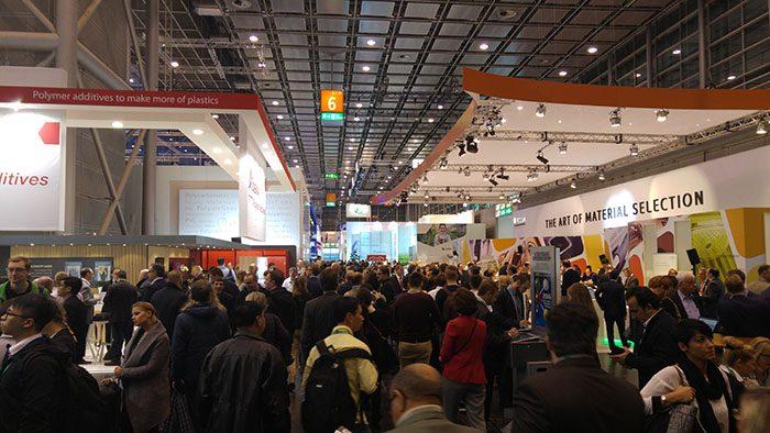 Feria K, Dusseldorf, feria de plásticos, K2019, maquinaria para plásticos, materias primas plásticas, feria de dusseldorf, expositores, plazo de inscripción