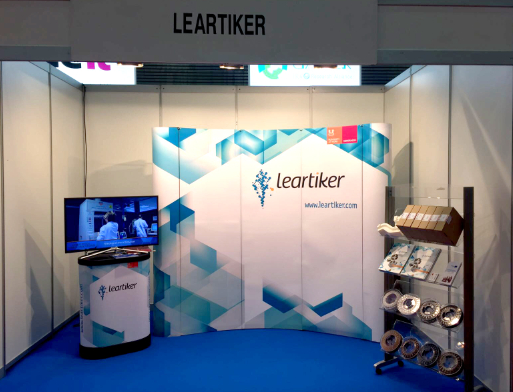 stand de leartiker en la feria ADDIT3D