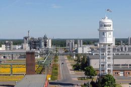 planta de plásticos técnicos de BASF en Alemania