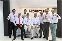 Equipo de Negri Bossi en FIP 2017