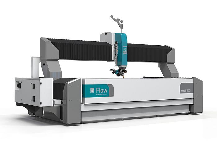 maquina de corte Flow 500