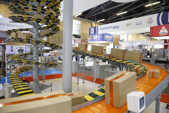 Andina Pack, Corferias, Koelnmesse, Feria, packaging, Cápsula de Innovación,
