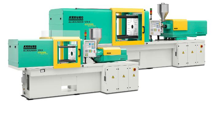 Arburg, Alldrive, Guillermo Fasterling, Hidrive inyección, Allrounder 570 E Golden Electric, plástico plastimagen,