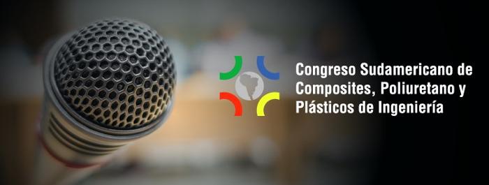 III congreso sudamericano, Colombia, Table-top, composites, poliuretano, plásticos de ingeniería
