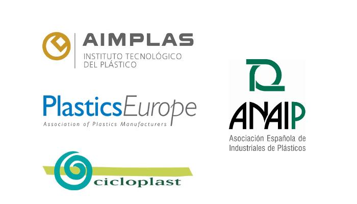 AIMPLAS, Equiplast, Anaip, Cicloplast, plásticos, economía circular, PlasticsEurope