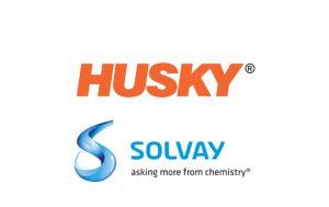 Solvay Specialty Polymers, John Galt, HyPET HPP5, Polímeros,  películas de polietileno tereftalato Verian HBP, Husky Injection Molding Systems