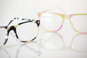 VeroFlex, Stratasys, prototipado, Stratasys J750, impresión 3D, diseñadores de gafas,