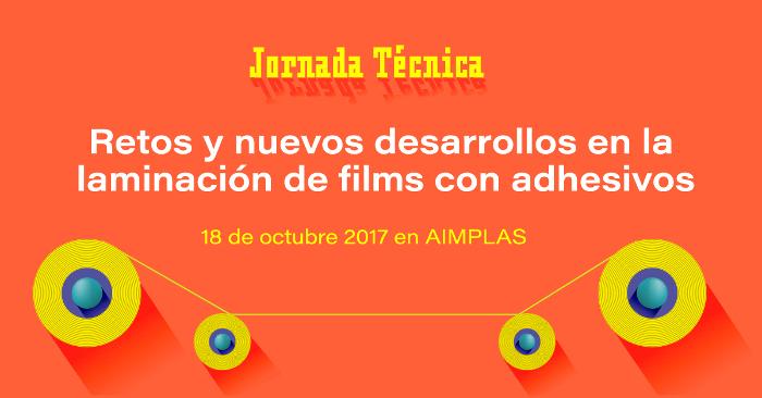 AIMPLAS, converting, adhesivos y tintas, Morchem, packaging flexible, films con adhesivos, Instituto Tecnológico del Plástico,