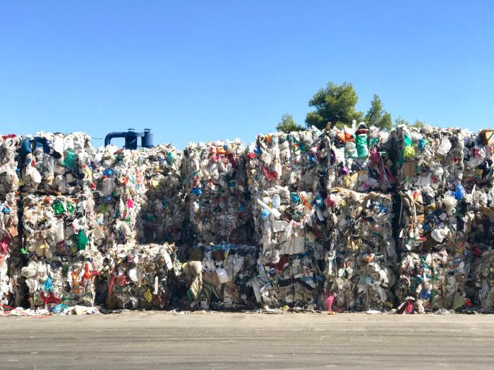 Plásticos reciclados