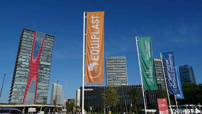 Equiplast, Expoquimia y Eurosurfas se trasladan a 2021