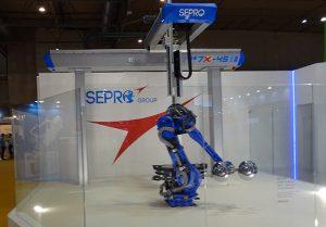 Sepro robot, acuerdo Haitian, inyectora para plástico, maquinaria de inyección, robots de 3 y 5 ejes, control integrado, visual, reaunedau, Xiang