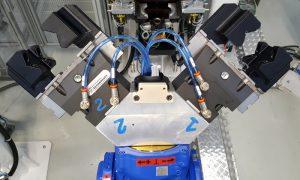 impresión 3D FDM de Stratasys, boquilla de engrase, Carlo Cavallini, impresora 3D Stratasys Fortus 450mc Production, soluciones de tecnología aditiva aplicada, Stratasys, Gkn Driveline Florencia, impresión 3D,