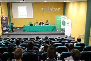 sector del plástico, industria del plástico, Andaltec, universidad de jaén, jornada de andaltec y la uja, Buenaño, Agencia IDEA, Inspiralia