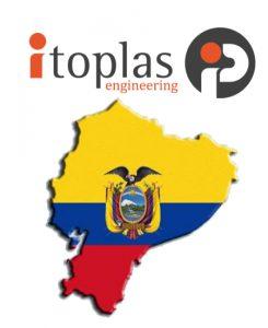 Itoplas, inyectora, inyección de plástico, Ecuador, molde, inyectora, proyecto llave en mano, Guayaquil, Equiplast, inyectora Serie IS, kit itoSave, ito5000