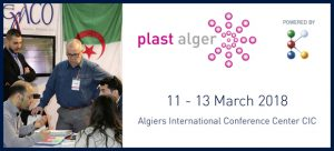 Plast Alger 2018, feria de plásticos, Argelia, mercado argelino, feria de plásticos, norte de áfrica, feria K, Fairtrade, Messe Dusseldorf