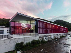Starlinger, reciclado, nueva sede, austria, Dynamic Days