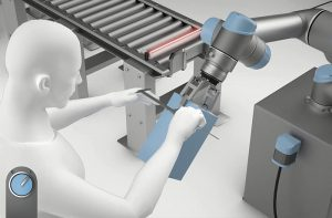 robot colaborativo, cobot, universal robot, Universal Robot Academy