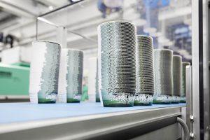 Arburg, Interplastica, inyección de plástico, inyectora, IML, Moscú, packaging, envases
